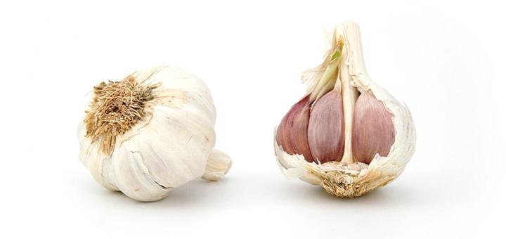 Česnek je jedním z nejúčinnějších přírodních léků