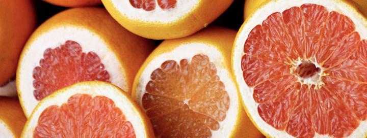 Grep obsahuje vysoké množství vitamínu C