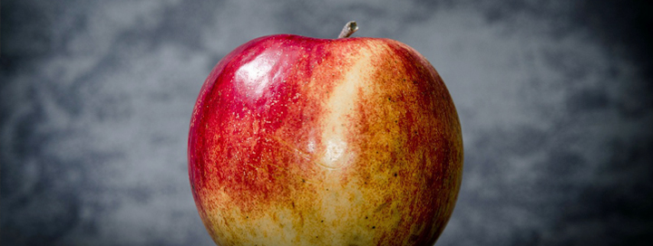 Jablko je velmi účinný spalovač tuků