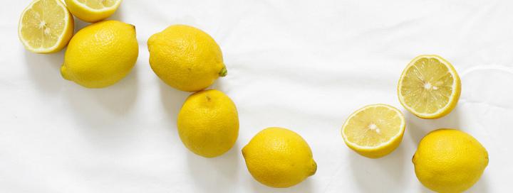 Detoxikace jater pomocí citrónu