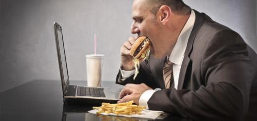 6 způsobů, jak nepřibrat při práci v kanceláři?