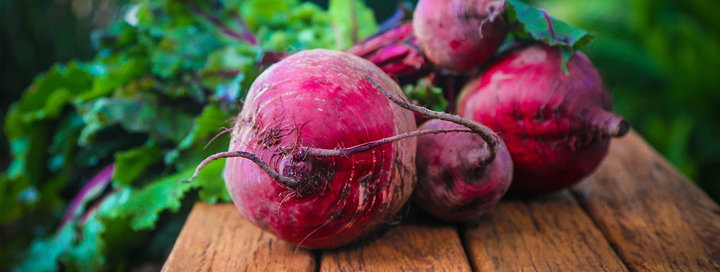 Detoxikace organismu a mocný nástroj červená řepa