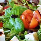 Zeleninový salát plný živin