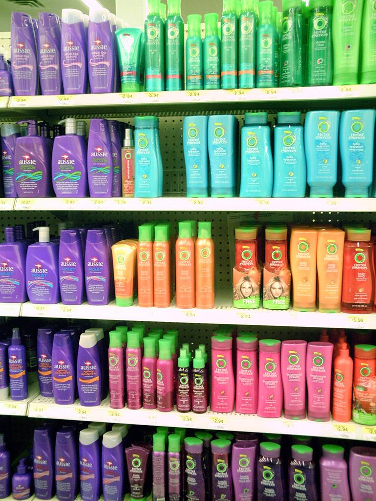 jak vybrat šampon, složení šamponu, jak se vyznat ve složení šamponů, jaký šampon vybrat