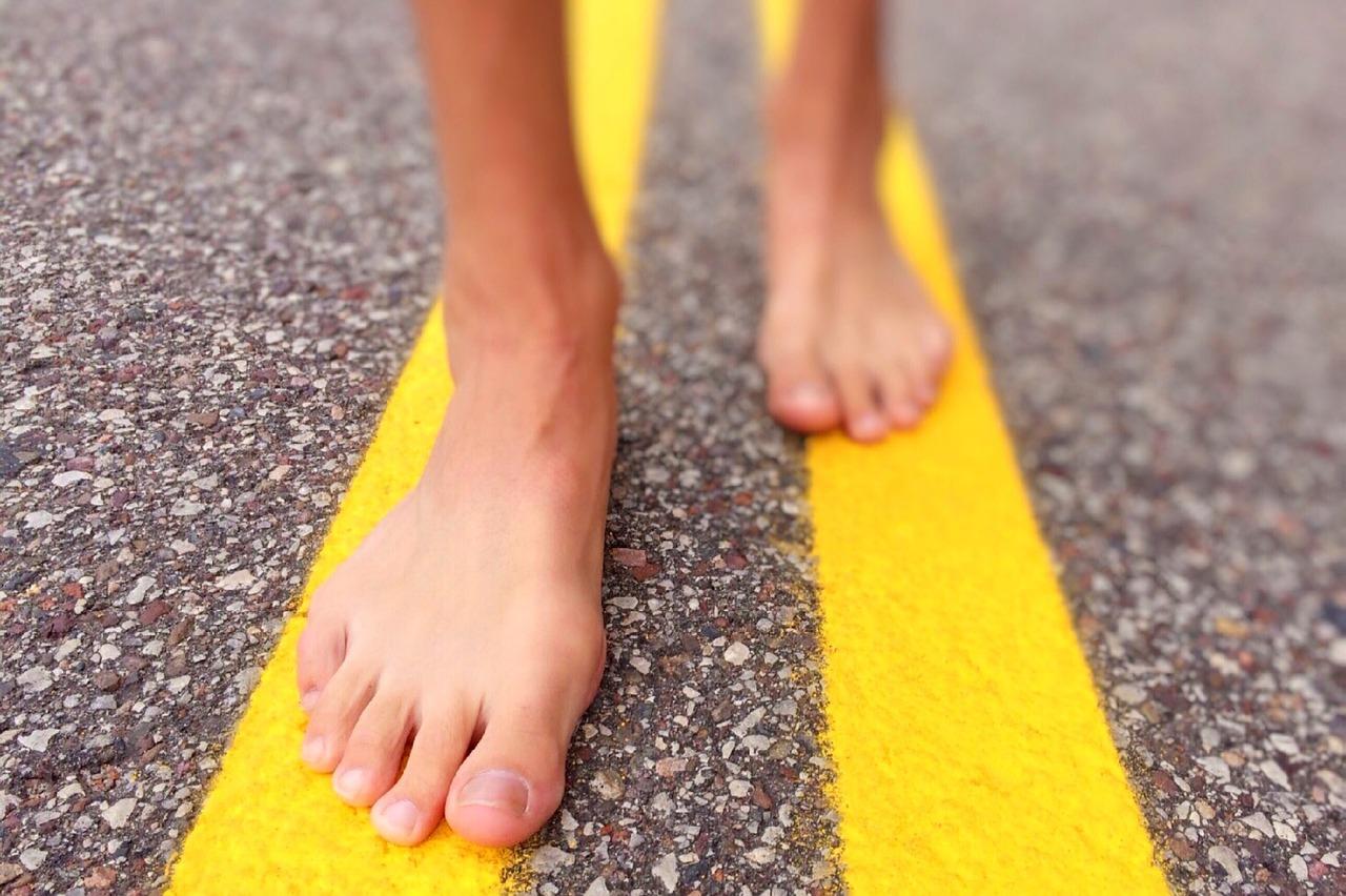 Dárky pro cestovatele: Ponožkoboty