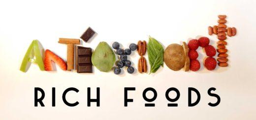 Superpotraviny a antioxidanty